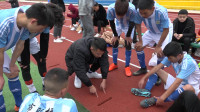 2019年遂宁市中职生足球联赛掠影