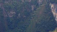 """重庆有一个神秘天坑,近千米深,各国探险家称为""""魔幻式洞穴""""!"""