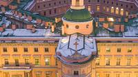 """俄罗斯最美的城市,是世界杯场地之一,还被誉为""""北方威尼斯"""""""