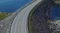 世界最美的公路,被人们称为通天之路,很多游客却不敢去