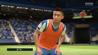 FIFA20球员生涯16:玉宁3助攻,西班牙人主场力擒比利亚雷亚尔 淡水解说