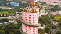 探秘泰国最霸气的寺庙