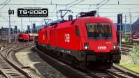 火车模拟2020 吸法抢分 奥地利蒂罗尔线 ÖBB1016