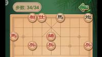 棋力测评T02对战八级棋士险胜