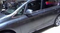 2020款宝马225xe车展亮相, 打开车门后, 科技感迎面而来!