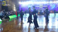 2019中国体育舞蹈公开赛总决赛-职业组拉丁舞冠军 候垚&庄婷-伦巴