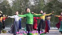 紫竹院广场舞《车站》,崔老师领舞,优雅舒缓流畅,太好看了!