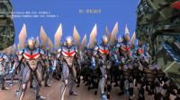 大海解说史诗战争模拟器:1000个诺亚奥特曼被2千个星际战士围攻籽岷小本解说五歌