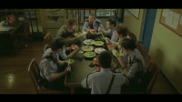 吴京吃饭太凶残,其他人夹菜的机会都没有,警察看懵了