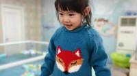 超可爱狐狸卡通套头衫 亲子装 【小眯眼】 5 袖子