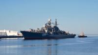 打破俄罗斯的技术垄断,现代级驱逐舰成功改装,没有图纸照样能行