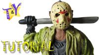 手办:用软泥打造一个可怕的面具男杰森,你认识吗?