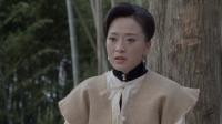 一剑横空 精彩看点:范夫人与儿子跪在范玉亭墓前,并嘱咐儿子自己死后将两人葬在一起