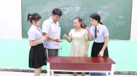 学霸王小九校园剧:老师登记家长电话号码,没想号码一个比一个牛,老师反应太有趣了