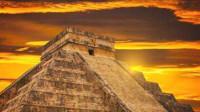 """墨西哥古神庙发现神秘石刻,记载古代""""星球大战"""""""