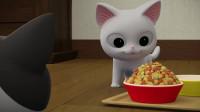 《甜甜私房猫》猫咪吃的是什么呢