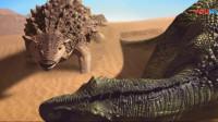 恐龙王:父母对孩子的爱是伟大的,这只特暴龙做到了
