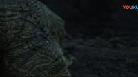 恐龙王:斑大师大战蝎子怪,真是一点都不怂啊