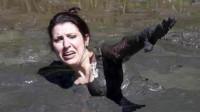 人掉进流沙后有多可怕?怎样才能自救?