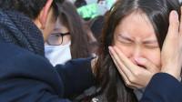 女儿远嫁中国五年,韩国岳父思女心切来中国,瞬间泪崩