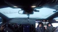 长安福特锐界STLINE冬季体验篇-0991车评中心