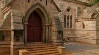 适合拍照的哥特式风格教堂