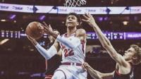 【NBA热点】奇葩!76人进攻直接上6个人 裁判15秒后才发现