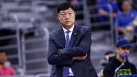 李秋平下课!刘炜担任上海领队兼教练组组长