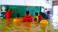 """盘点:世界上4所与众不同的学校,竟然还有""""水上上学""""?"""