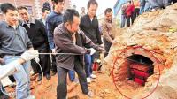 """湖南父子修新房,意外挖出了一头""""猪"""",专家:全球仅此一件!"""