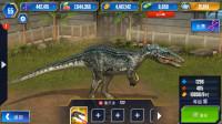 大海解说侏罗纪世界游戏:10级重爪龙,属性被对手恐龙复制了籽岷小本解说五歌大橙子