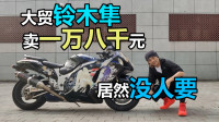 丙Vlog13|大贸铃木隼卖一万八千元, 居然没人要