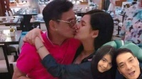16岁女儿与爸爸亲嘴 互相喂食像情侣 网友:我以为是夫妻
