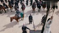 史思明抓住沈珍珠, 安庆绪为了救她, 独自出城对抗史思明!