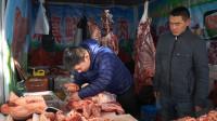 阿远做酱牛肉吃,花1770块买了49斤牛腱子,老板说:我都没得卖了