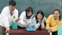 老师让学生帮忙照顾小仓鼠,没想照顾的方法一个比一个奇葩,真逗
