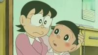 哆啦A梦:哆啦A梦要把小时候的大雄送回去了,他还有点舍不得呢