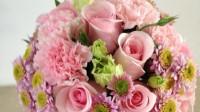 十二星座的浪漫手捧花,巨蟹座的红色玫瑰最让人瞩目