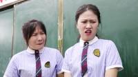 学霸王小九短剧:老师请学生每人吃一根烤肠,学生吃完还想吃,老师的做法太逗了