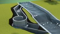 水力发电机是怎样工作的?动画解释原理,发电一天可供两月使用