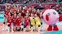 朱袁张领衔中国女排2020年集训名单 大年初六开练