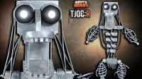 手办:用软泥和铁丝打造游戏里的骨骼角色,你见过吗?