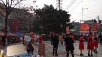 三台县博临房地产芦溪宣传队欢迎菲儿
