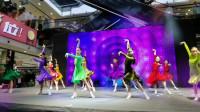 拉丁舞:现在的孩子怎么可以这么好看