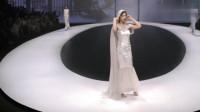 时装秀:美女手解带子这一刻,全场惊了,美呆了!
