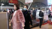 武汉全市公交地铁将停运 机场火车站离汉通道暂时关闭