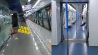 武汉地铁乘客大幅减少,市民发朋友圈:只剩我和乘务员2个人