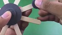 牛人发明:天才小伙教你磁铁使用新方法!这是什么原理?学霸解释一下