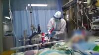 现场直击!武大中南医院重症隔离病房采用新技术抢救