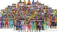 昭和 超级战队系列夏季剧场版合集-1975到1995